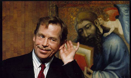 Havel at 80