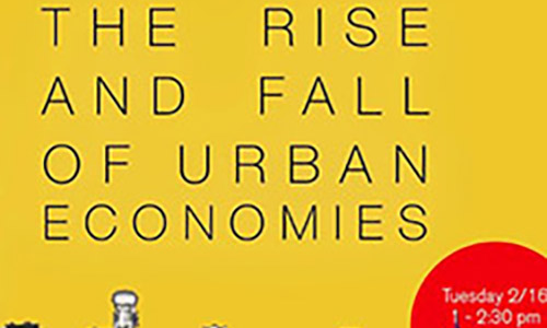 The Rise and Decline of Urban Economies poster