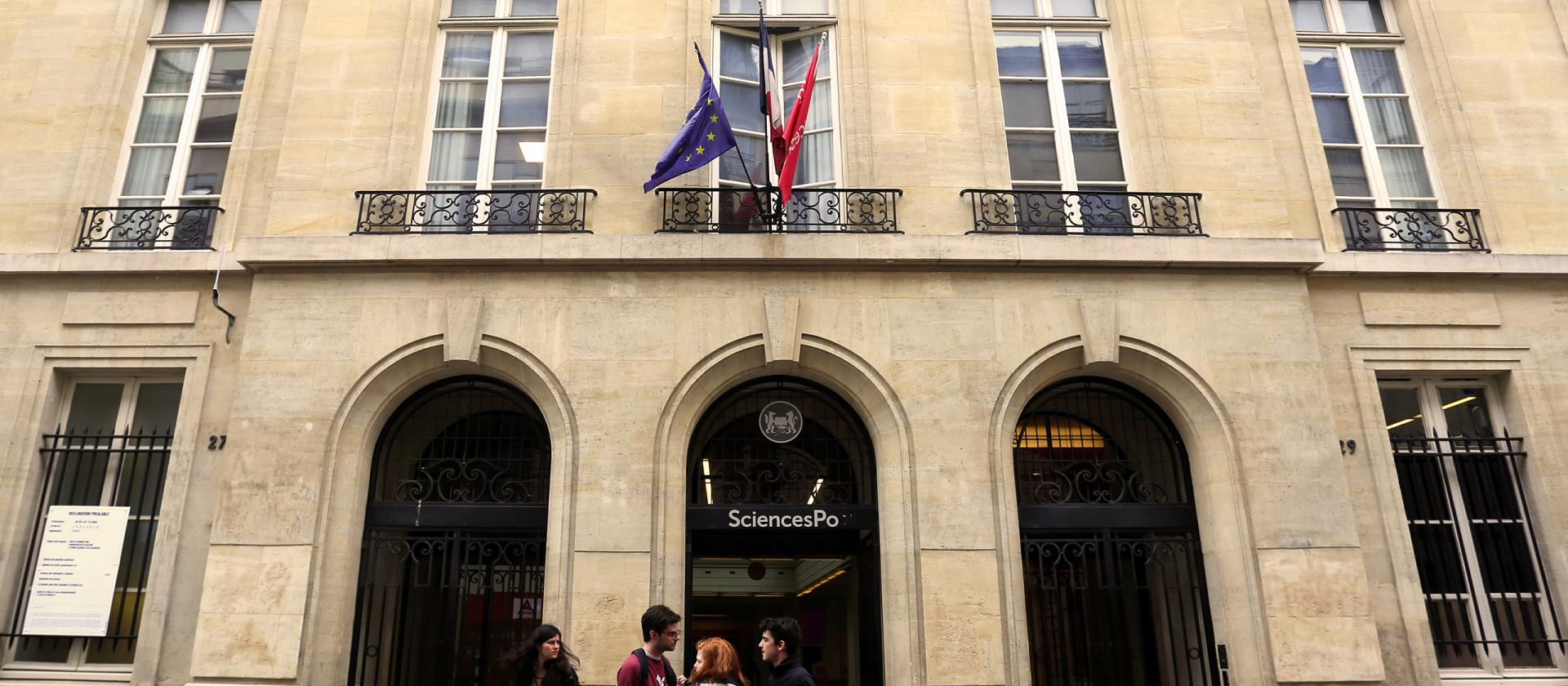 Sciences Po in France