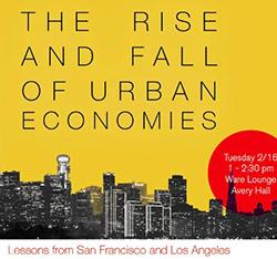 Rise and Fall of Urban Economies