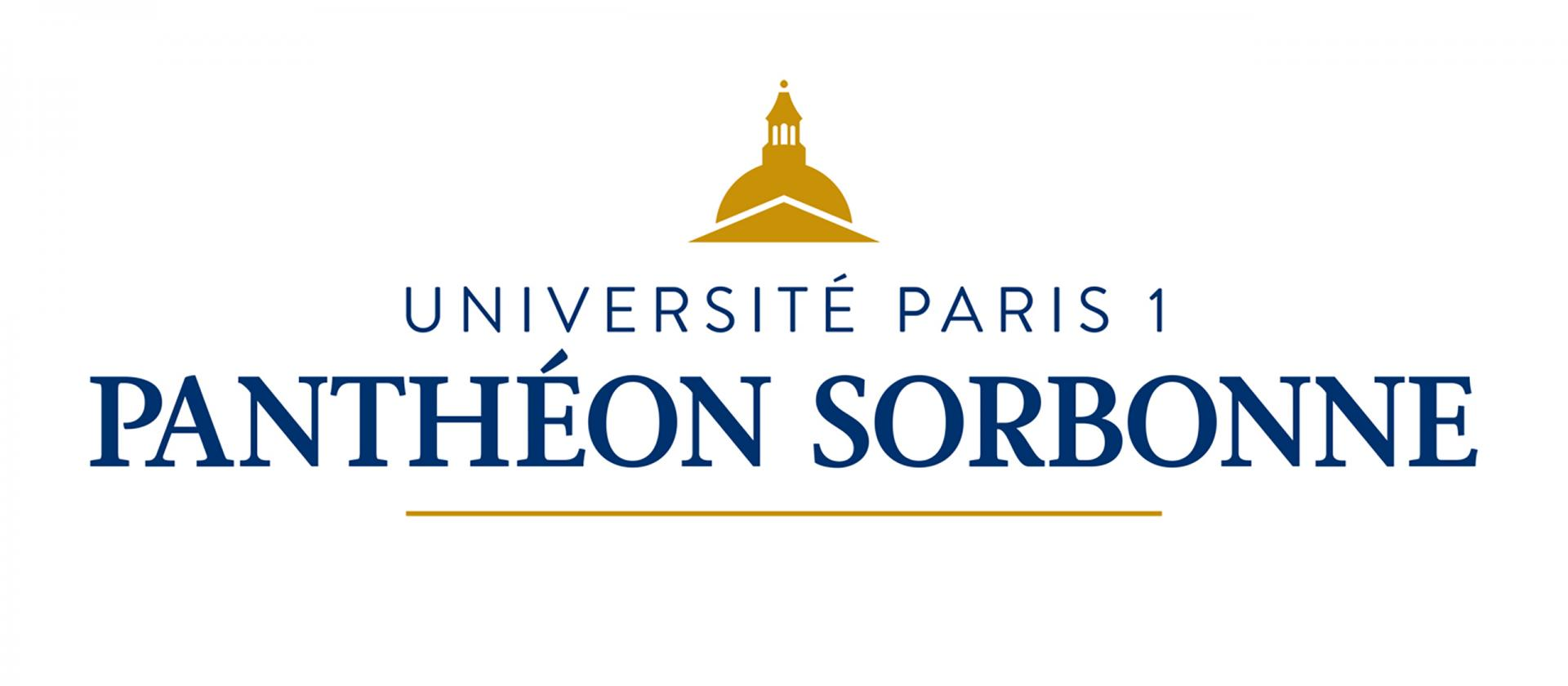 Paris 1 logo
