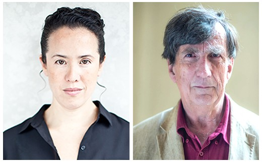 Sarah Sze and Bruno Latour